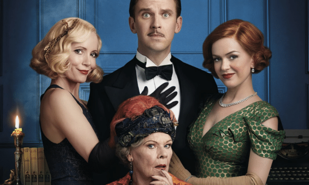 An old-timey, corny comedy stuck in the past