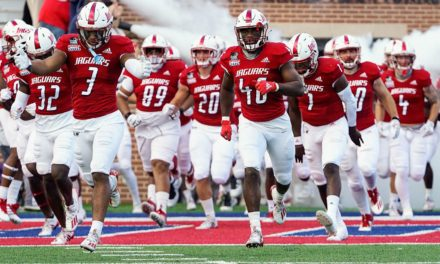 Times set for South Alabama's first three football games
