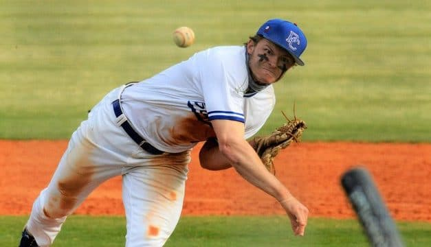 Tourney time arrives for Toth, Presbyterian College