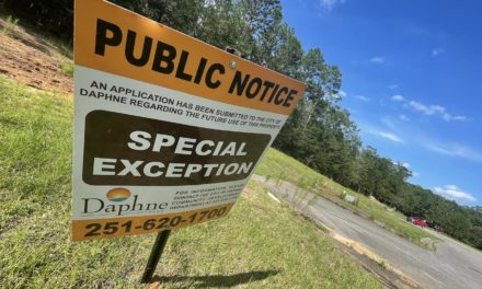 Former Daphne mayor sues city for zoning variance
