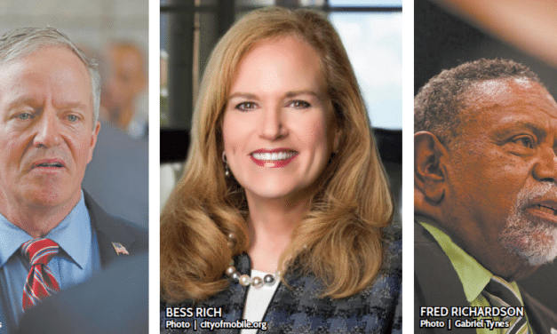 Regardless of election results, three Mobile councilors will leave in 2021