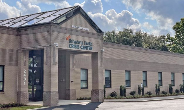 Mental health crisis center aims to fill 'gap' in treatment