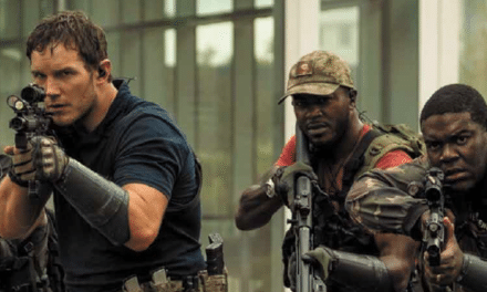 Chris Pratt is out-gunned and out-acted