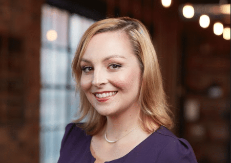 Theater director Erin Langley doing what she 'was created to do'