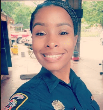 Best firefighter is first Black woman at MFRD in 25 years