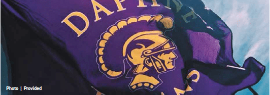 Daphne High athletics offers variety of sports