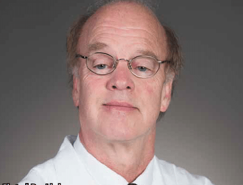 Dr. Patrick Nolan warns of threat to unvaccinated