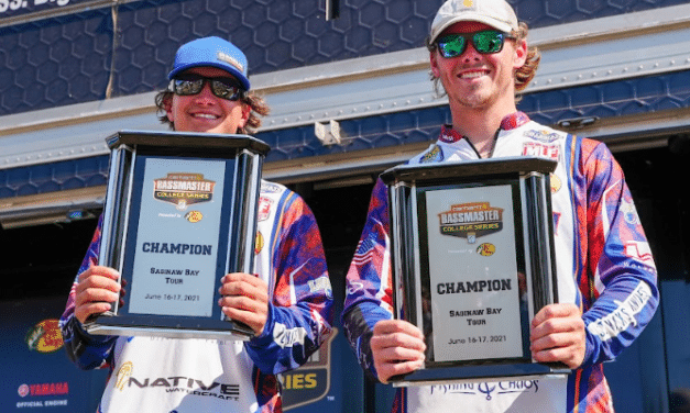 Auburn fishing team overcomes obstacles to reel in victory