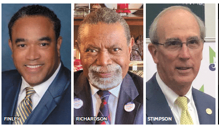 Mayoral candidates discuss crime, Civic Center and annexation ahead of Tuesday's vote