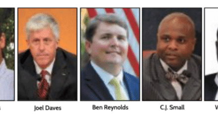 Some incumbents roll, while others face runoffs as votes are counted