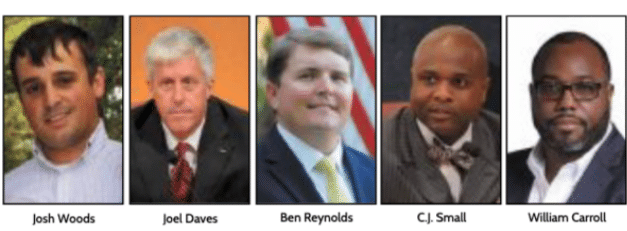 New faces and runoffs in City Council races