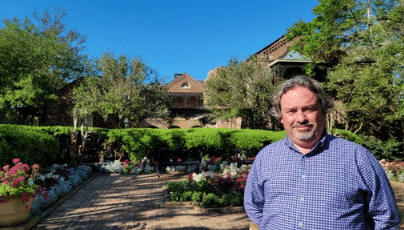 Bellingrath welcomes new executive director