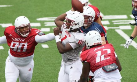 Defense leads the way in Jags' second scrimmage