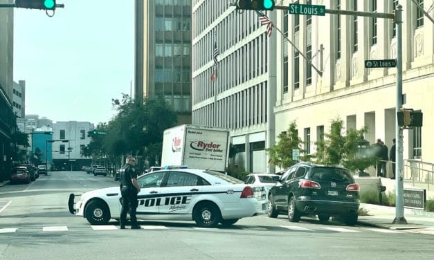 Former federal courthouse evacuated after suspicious truck spotted