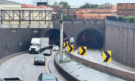 Resurfacing of Wallace Tunnel begins Sept. 20