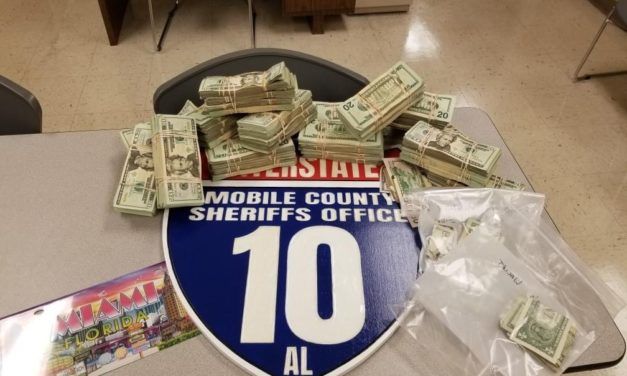 Deputies seize more than $120k from migrants during traffic stop