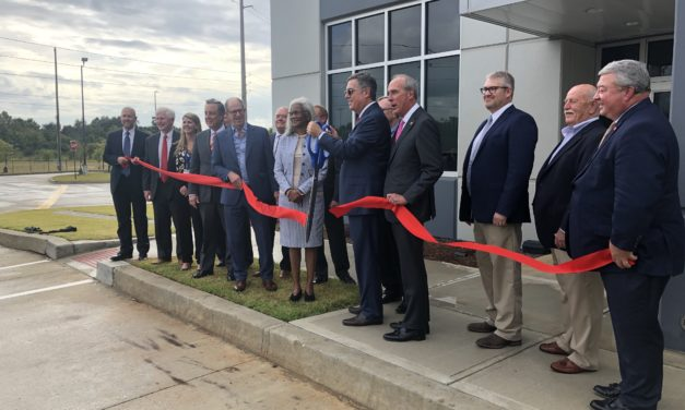 Cranes, trains and automobiles — MTC Logistics expands in Mobile