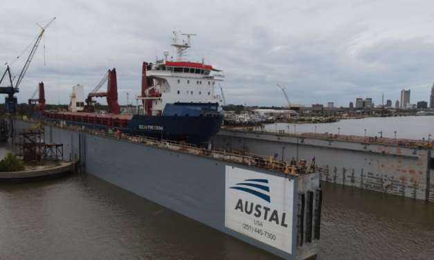 Austal's West Campus ship repair site gives company a boost